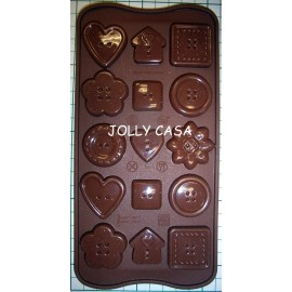 """STAMPO """"CHOCO BUTTONS"""""""