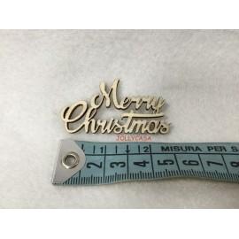SCRITTA MERRY CHRISTMAS CM 5