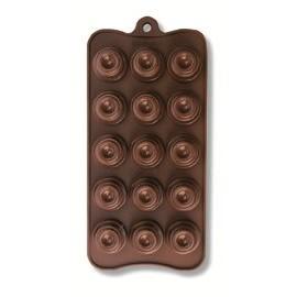 15 Stampini Cioccolatini cm 22x10