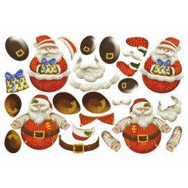 FOMMY DECO SANTA CLAUS