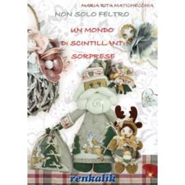 """MANUALE """"UN MONDO DI SCINTILLANTI SORPRESE"""""""