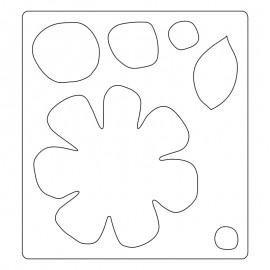 FUSTELLA FLOWER 4