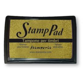 STAMP PAD ORO METALLIZZATO GRANDE