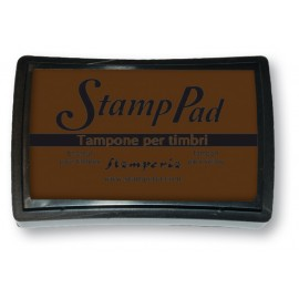 STAMP PAD MARRONE GRANDE