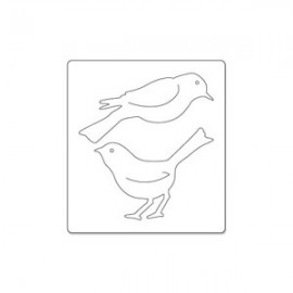 FUSTELLA BIRDS