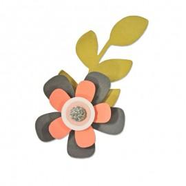 FUSTELLA GARDEN FLOWER