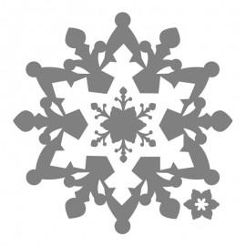 FUSTELLA SNOWFLAKES