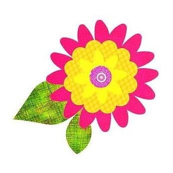 FUSTELLA FLOWERS LAYERS BIGZ PRO
