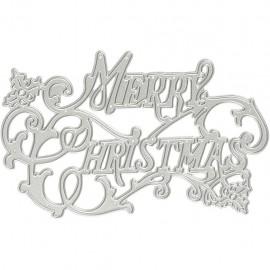 FUSTELLA MERRY CHRISTMAS